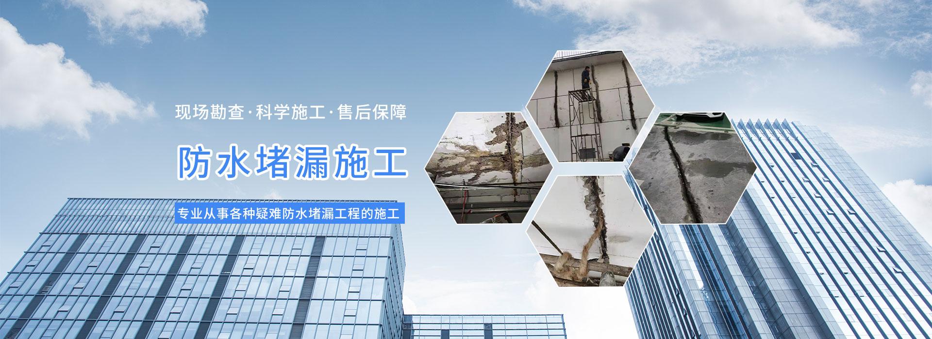 江苏东之森防水堵漏工程有限公司